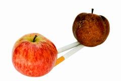 курить внешнего вида Стоковое фото RF