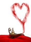 курить светильника джинов Стоковое Фото