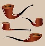 курить трубы Стоковая Фотография