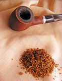 курить трубы Стоковое фото RF