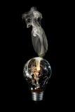 курить шарика Стоковое Изображение