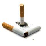 курить Стоковое Изображение RF