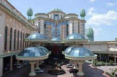 Курортный отель лагуны Sunway стоковые изображения rf