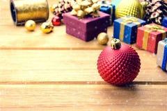 Курортный сезон рождества стоковая фотография rf