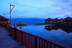 курорт Азии юговосточый Стоковое фото RF