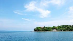 Курорт в малом острове Стоковая Фотография RF
