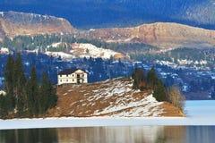 курорт горы Стоковая Фотография