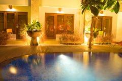 курорт гостиницы Стоковые Фото