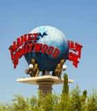 Курорт Голливуда планеты Стоковое фото RF