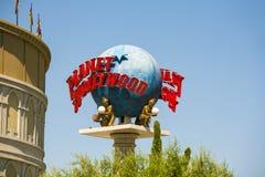 Курорт Голливуда планеты Стоковые Изображения RF