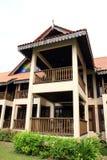 курорт здания 4 пляжей Стоковое фото RF