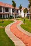 курорт Индии тропический Стоковые Изображения RF