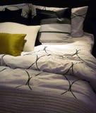 курорт кровати роскошный Стоковое Фото