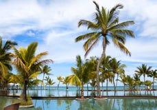 Курорт Маврикия Стоковая Фотография