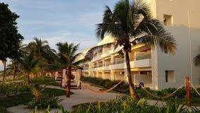 курорт Мексики Стоковые Фото