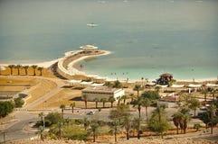 Курорт мертвого моря Стоковое фото RF