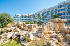 Курорт на Мальте Стоковые Изображения