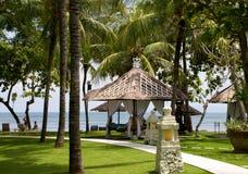 курорт острова bali стоковые фото