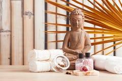 Курорт, раздумье, ароматерапия стоковая фотография rf