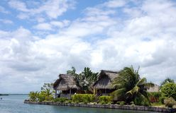 курорт тропический Стоковое Фото