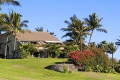 курорт тропический Стоковые Изображения