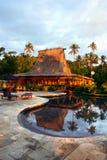 курорт тропический Стоковая Фотография