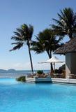 курорт тропический Стоковые Изображения RF