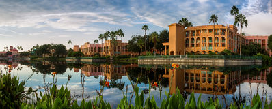 Курорт Флориды Стоковое Изображение RF
