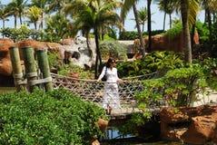 курорт bahamian стоковые изображения