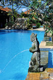 курорт bali Индонесии Стоковые Изображения