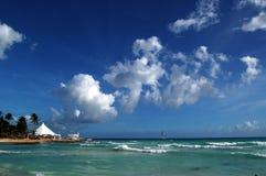 курорт caraibi Стоковые Фото