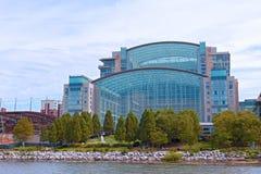 Курорт Gaylord национальные и выставочный центр, Мэриленд, США стоковые изображения