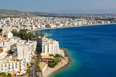 Курорт Loutraki, Греция Стоковые Фото