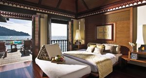 Курорт Pangkor Laut стоковые изображения rf