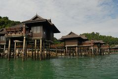 Курорт Pangkor Laut стоковые изображения