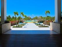курорт playa largo Кубы cayo caribbeans blanca Стоковое Изображение