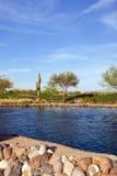 курорт scottsdale Стоковое фото RF