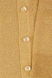 куртка золота Стоковое фото RF