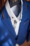 Куртка и рубашка Стоковое Изображение