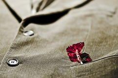 Куртка корд Стоковые Фотографии RF