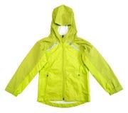 Куртка дождя стоковое фото rf