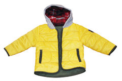 Куртка спорта теплая Стоковое фото RF