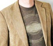 куртка способа Стоковая Фотография