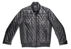Куртка стиля кожаная Стоковые Изображения