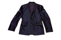 Куртка человека от костюма Стоковое фото RF