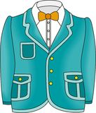 Куртка человека Стоковая Фотография RF