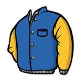 куртка иллюстрация штока