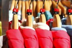куртки Стоковая Фотография RF