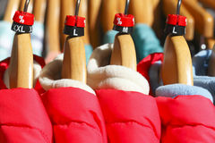куртки Стоковое Изображение RF