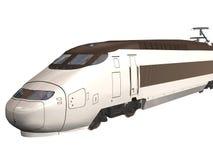 курьерский поезд Стоковые Фотографии RF